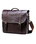 Samsonite Colombian Leather Flap Over Laptop Case Review