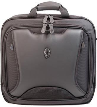 Mobile Edge ScanFast Alienware Orion Laptop Messenger Bag