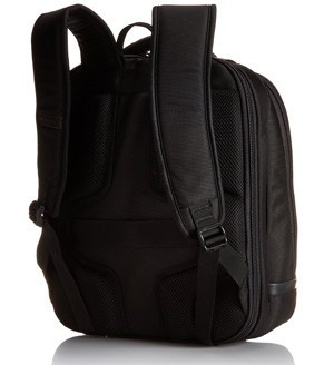 Backside of Samsonite Pro 4 TSA Urban Backpack