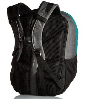 Backside of The North Face Unisex Vault Backpack
