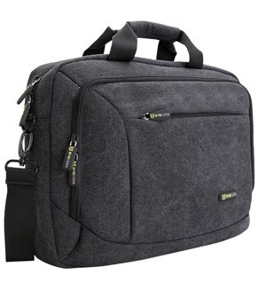 Evecase Canvas Laptop Messenger Bag Review