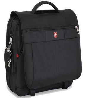 SwissGear TSA Friendly Computer Messenger Bag Review