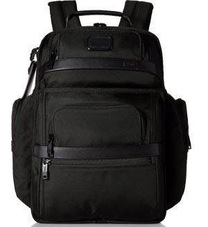 Tumi Alpha 2 T-Pass Business Class Laptop Backpack Review
