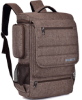Brinch Multifunctional Unisex Laptop Backpack