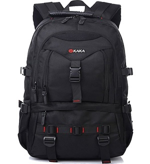 KAKA Travel Laptop Backpack Review