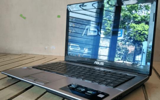 Laptop Bekas Asus A43SJ