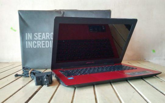 Laptop Bekas Asus X453M