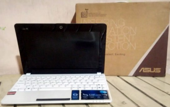 Netbook Second Asus 1015BX