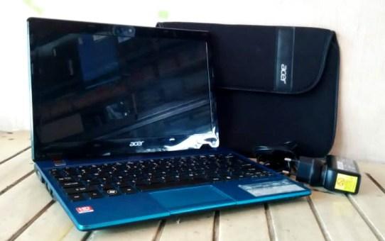 Netbook Bekas Acer 725
