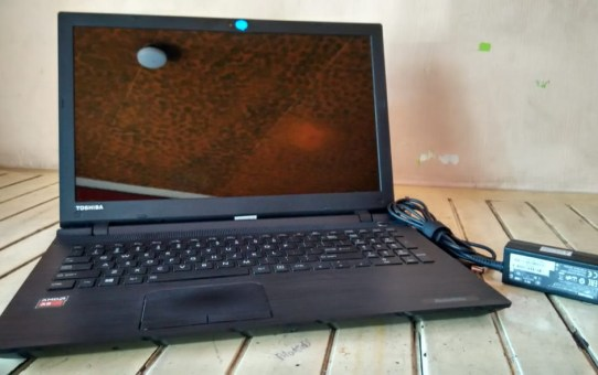 Laptop Bekas Toshiba C55D
