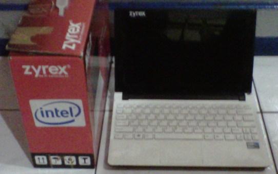 Laptop Bekas Zyrex