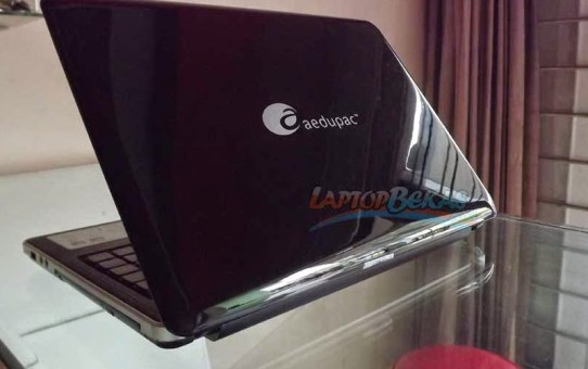 Laptop Bekas Aedupac