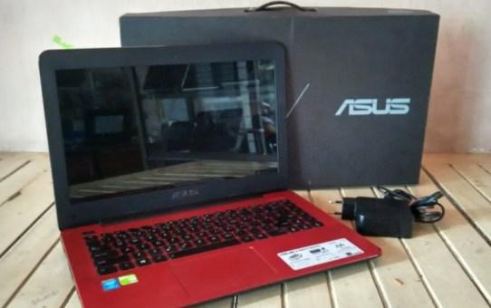 Laptop Bekas Asus A455L