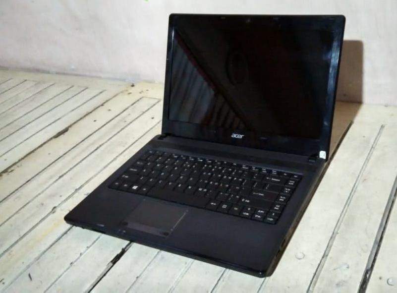 laptop bekas acer 4349