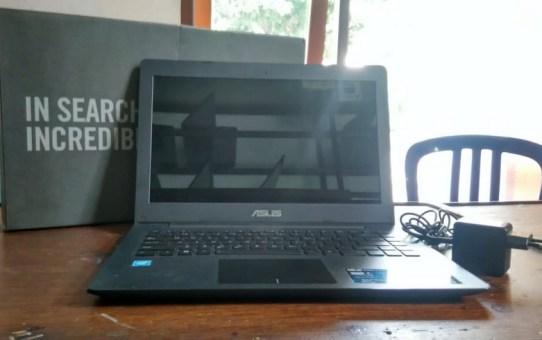 Laptop Bekas Asus X453S