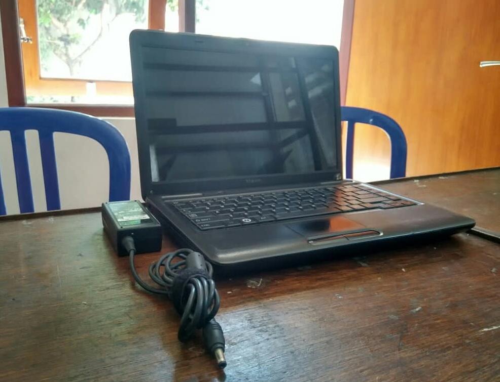jual laptop bekas toshiba c640