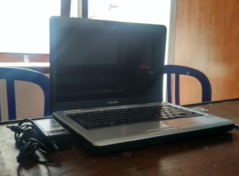 laptop bekas toshiba l510
