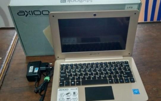 Laptop Bekas Axioo Mybook 10