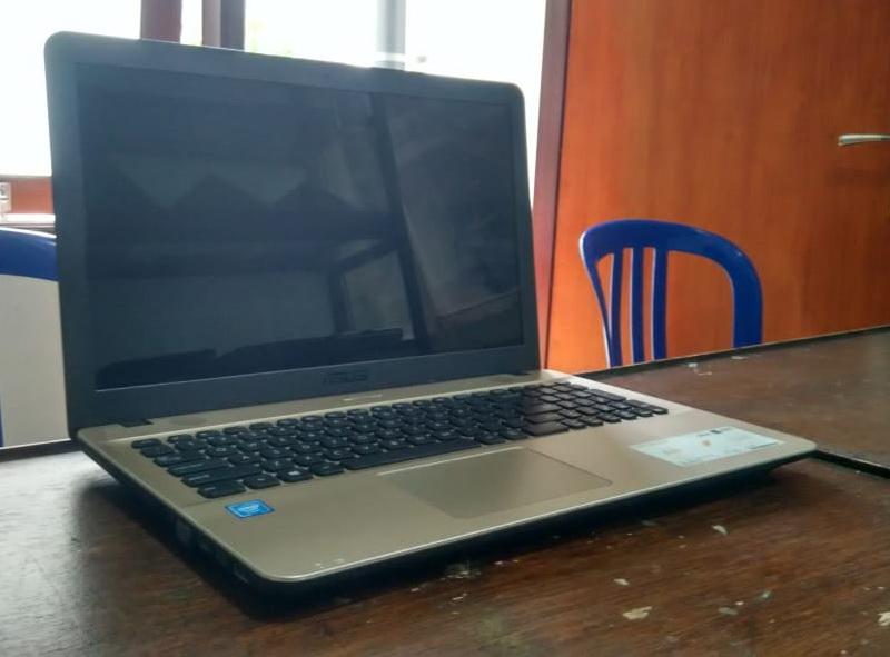 laptop bekas asus x541na