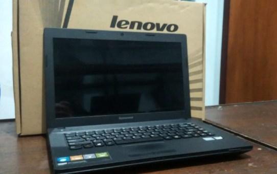 Laptop Bekas Lenovo G405