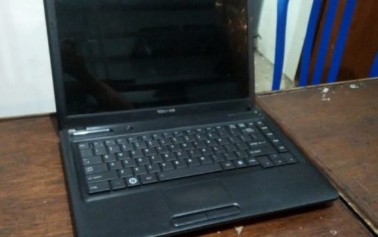 Laptop Bekas Toshiba C640D