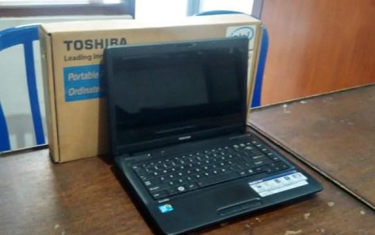 Laptop Bekas Toshiba C600
