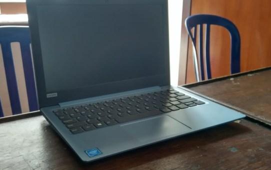 Laptop Bekas Lenovo 120S