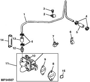 John Deere D140 Wiring Harness  Diagrams online