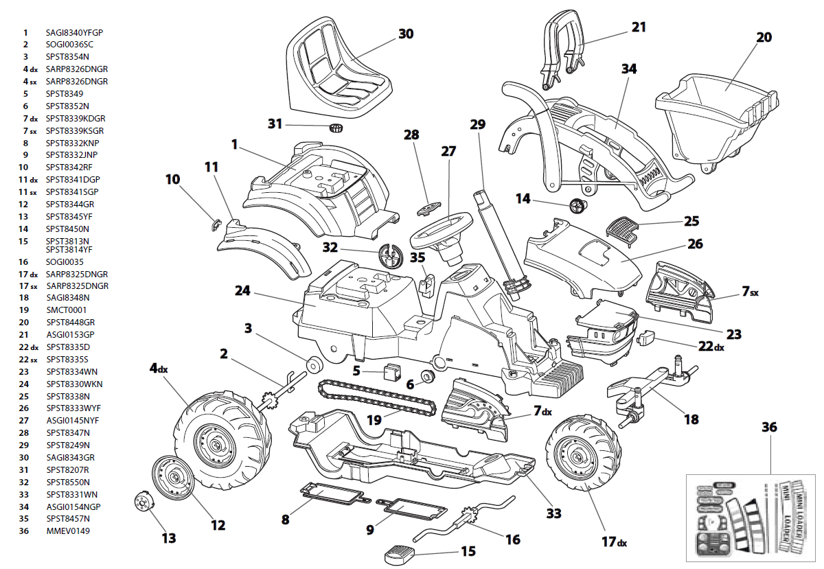 John Deere Parts Schematics
