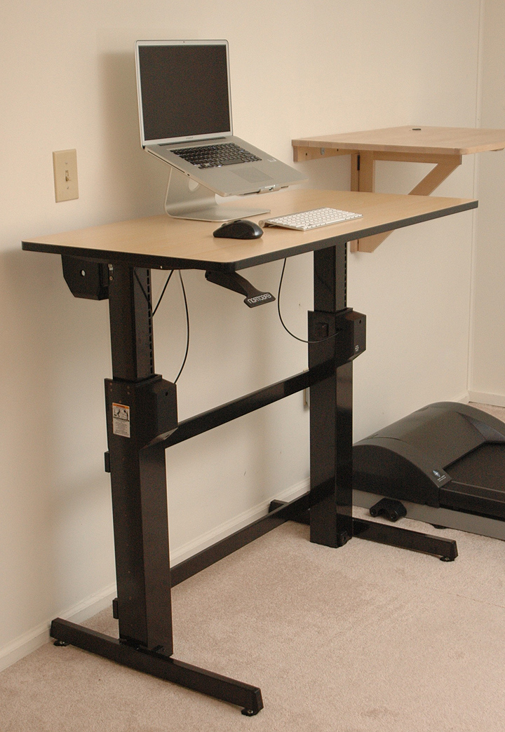 Wall Mount Laptop Tray Review And Photo