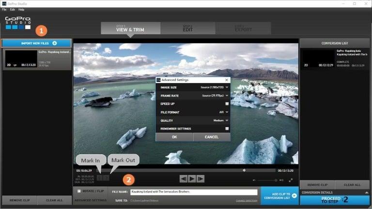 Best Laptops GoPro Studio GoPro Video Editing