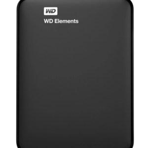 Western Digital Elements Black USB 3.0 2Tb