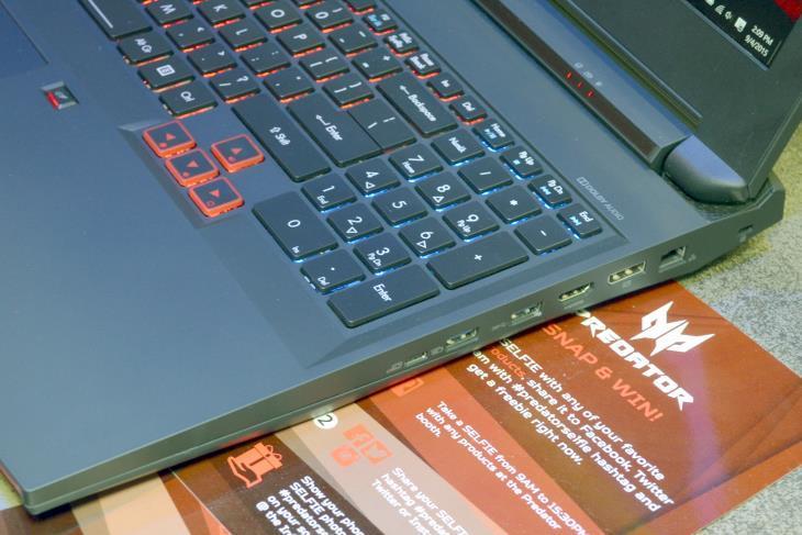 Acer Predator 17 G9-791 0