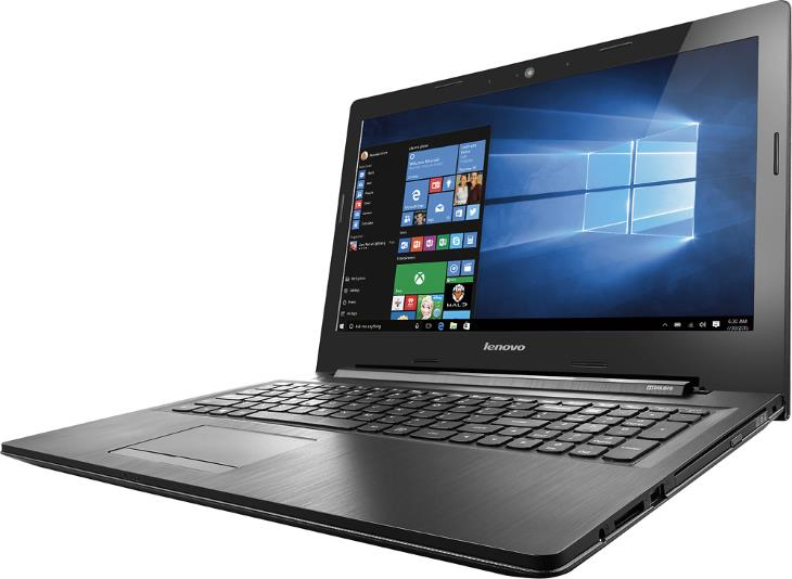Lenovo G50 - 80E301Y7US 15.6 laptop (AMD E1-sorozat, 4GB memória, 500GB merevlemez, fekete)