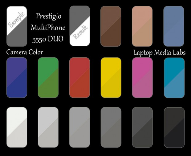 E-CameraColor-Prestigio MultiPhone 5550 DUO