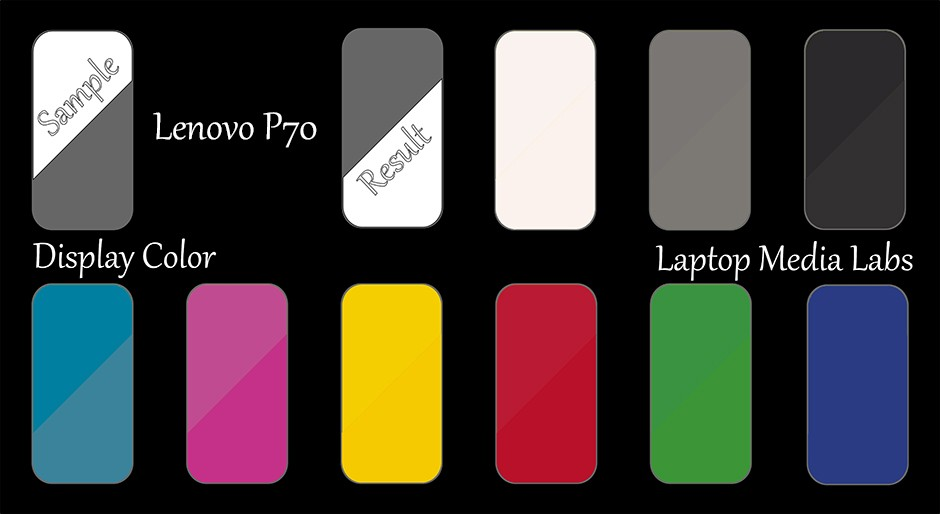 E-DisplayColor-Lenovo P70