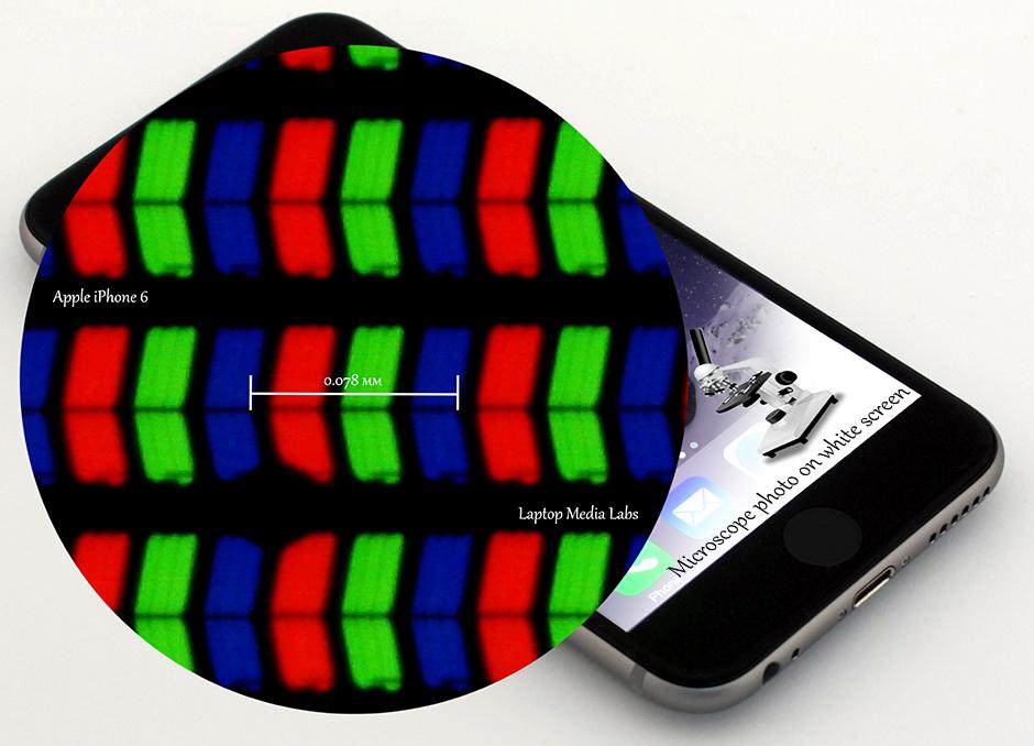 E-MIcroscope-Apple iPhone 6