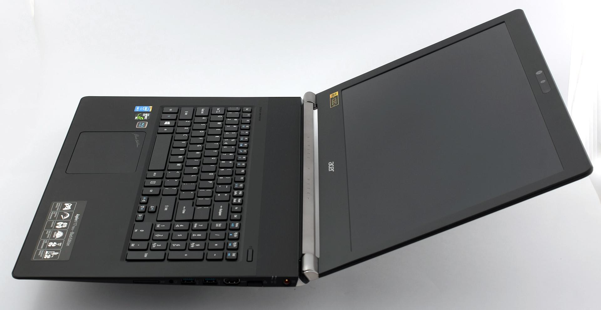 Acer Aspire V17 Nitro Black Edition Vn 791g With Intel