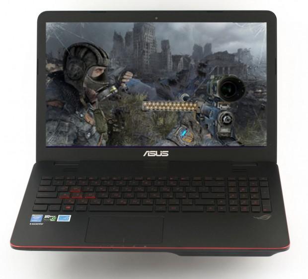 ASUS G551J 3d gaming