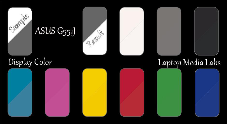 DisplayColor-ASUS G551J
