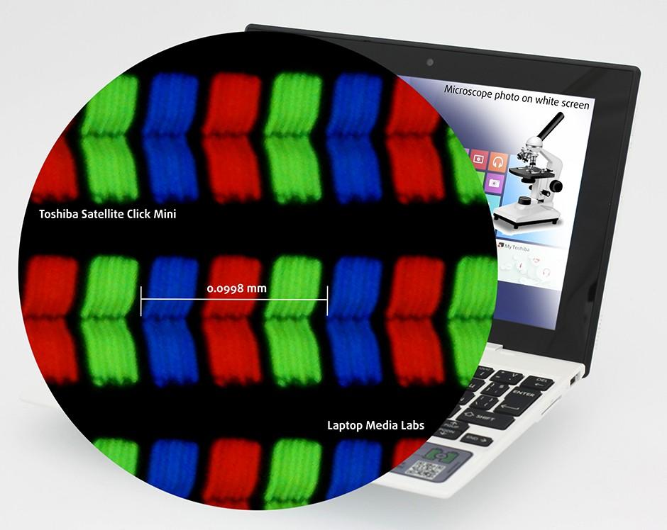micr-Toshiba Satellite Click Mini