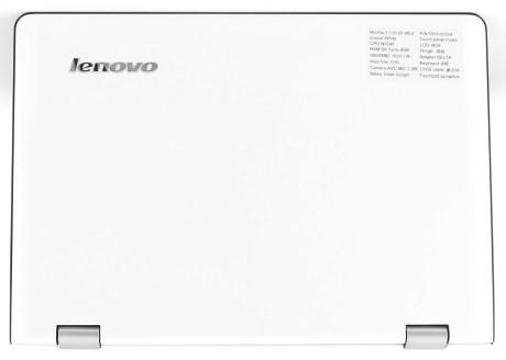 Lenovo flex3 11 white front
