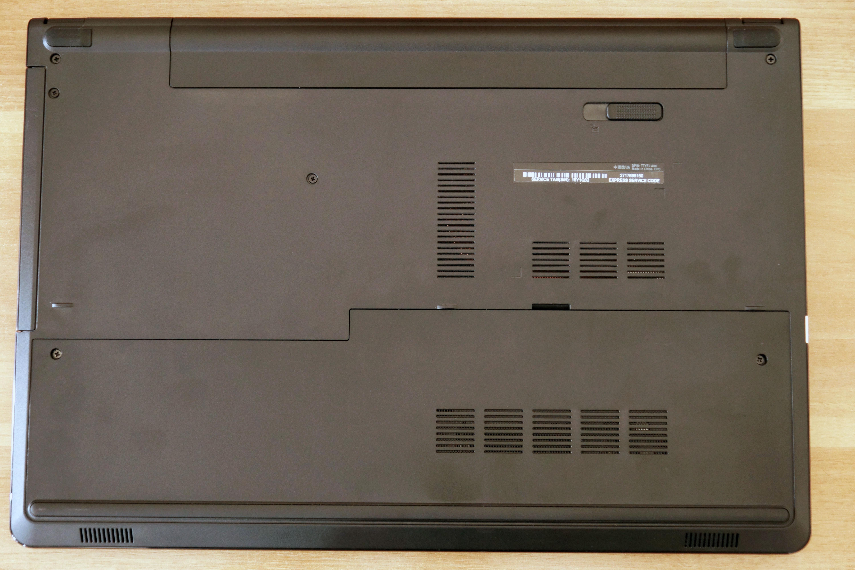 Dell Vostro 3558 (15 3000) – upgrade options