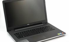 Dell Inspiron 5758 (17 5000) open