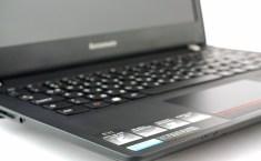 Lenovo E31 details