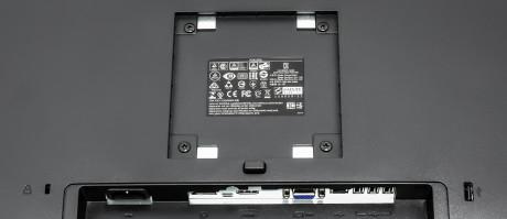 Dell P2416D ports 2