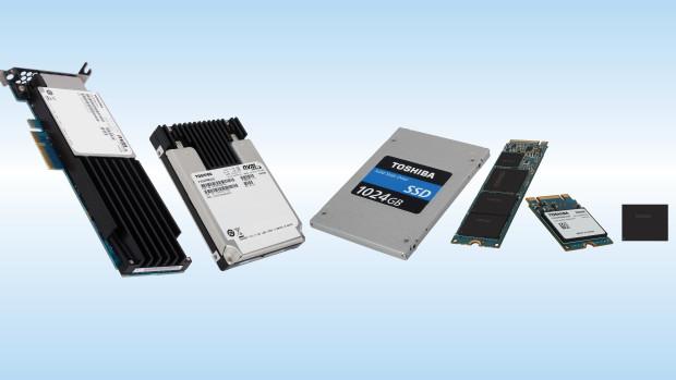 Toshiba-PCIe-family
