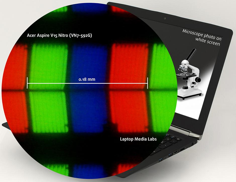 Micr-Acer Aspire V15 Nitro (VN7-592G)