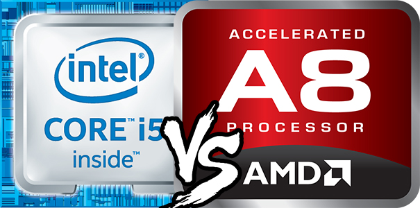 AMD A8-7410 vs Intel Core i5-6200U – specs shootout and