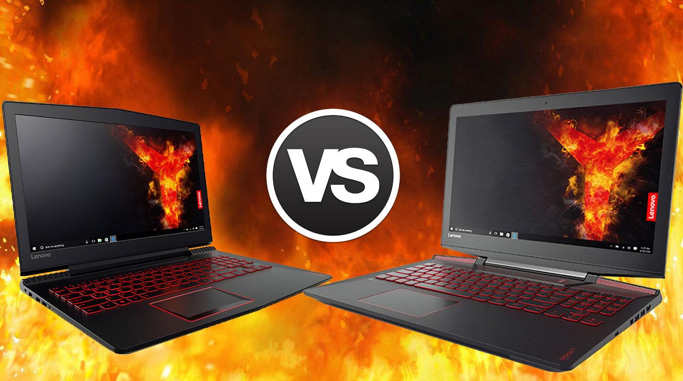 Lenovo Legion Y520 (GTX 1050 Ti) vs Lenovo Legion Y720 – is it worth